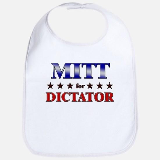 MITT for dictator Bib