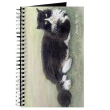 Julio the Cat Journal