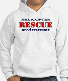Helicopter Rescue Swimmer Hoodie