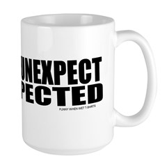 Unexpect the expected Mug