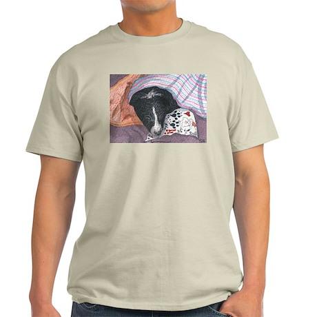 It's hard work writing to San Light T-Shirt