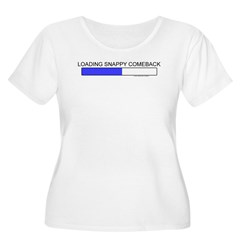 Loading Snappy Comeback T-Shirt