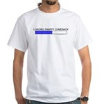 Loading Snappy Comeback White T-Shirt