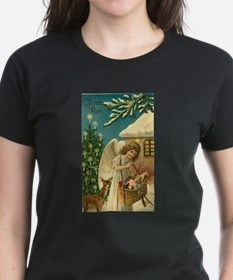 Angel with Deer T-Shirt