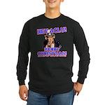 Merry Christmas ACLU Long Sleeve Dark T-Shirt