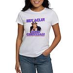 Merry Christmas ACLU Women's T-Shirt