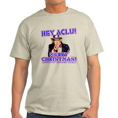 Merry Christmas ACLU T-Shirt