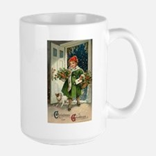 Bringing in the Holly Mugs