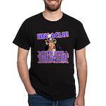 Under God Anti-ACLU Dark T-Shirt