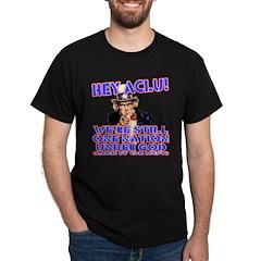 Under God Anti-ACLU T-Shirt