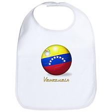 Venezuelan Flag Soccer Ball Bib