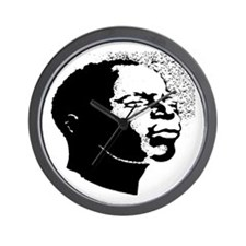Brotha Man Wall Clock