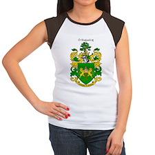 Reilly Coat of Arms Women's Cap Sleeve T-Shirt