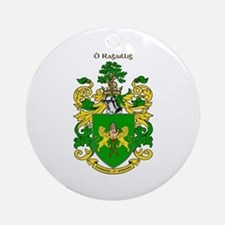 Reilly Coat of Arms Ornament (Round)