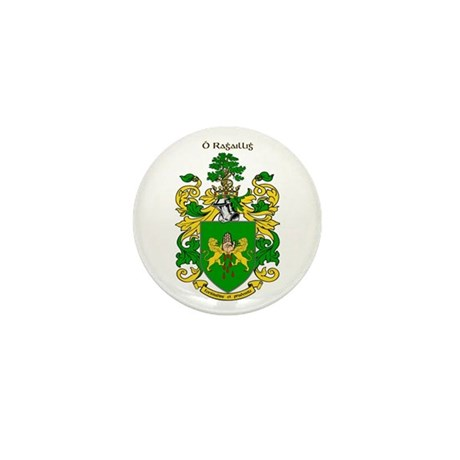Reilly Coat of Arms Mini Button (10 pack)