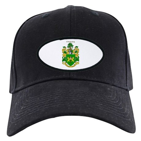 Reilly Coat of Arms Black Cap