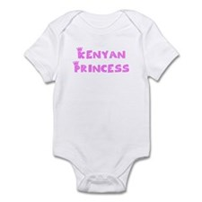 Kenyan Infant Bodysuit