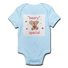 Beary Special Infant Creeper