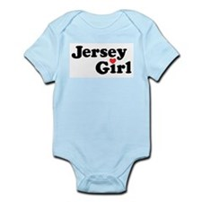 Jersey Girl Infant Bodysuit