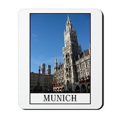 Mousepad - Munich
