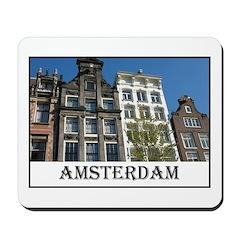 Mousepad - Amsterdam