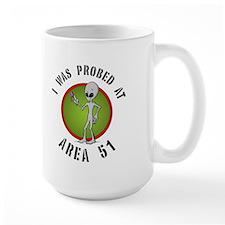 Alien Probe Mug