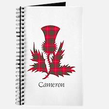 Thistle - Cameron Journal