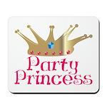 Party Princess Mousepad