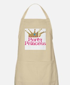 Party Princess BBQ Apron