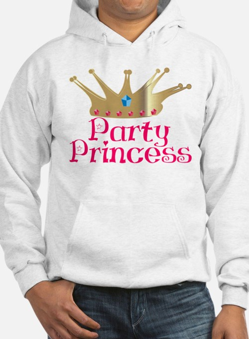 Party Princess Hoodie
