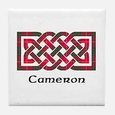 Knot - Cameron Tile Coaster