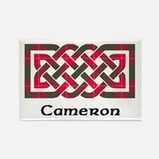 Knot - Cameron Rectangle Magnet