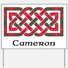 Knot - Cameron Yard Sign