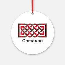 Knot - Cameron Ornament (Round)