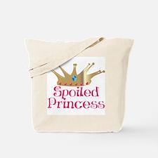 Spoiled Princess Tote Bag