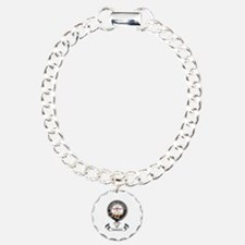 Badge - Cameron Charm Bracelet, One Charm