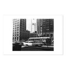 Youngstown Central Square Postcards (Package of 8)