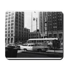 Youngstown Central Square Mousepad