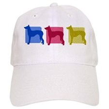 Color Row Ibizan Hound Hat