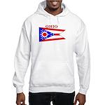 Ohio State Flag Hooded Sweatshirt