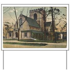 St. John's Episcopal Church Yard Sign