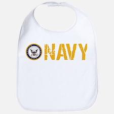 U.S. Navy: Navy Baby Bib