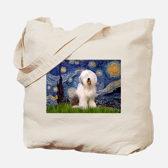 Starry / OES Tote Bag