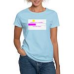 PRINCESS LOADING... Women's Light T-Shirt