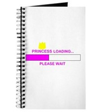 PRINCESS LOADING... Journal