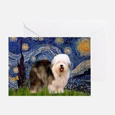 Starry / OES Greeting Card