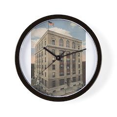 Vintage City Hall Wall Clock