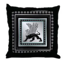 Griffin Magic Throw Pillow