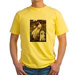 Windflowers / OES Yellow T-Shirt
