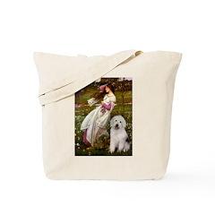 Windflowers / OES Tote Bag